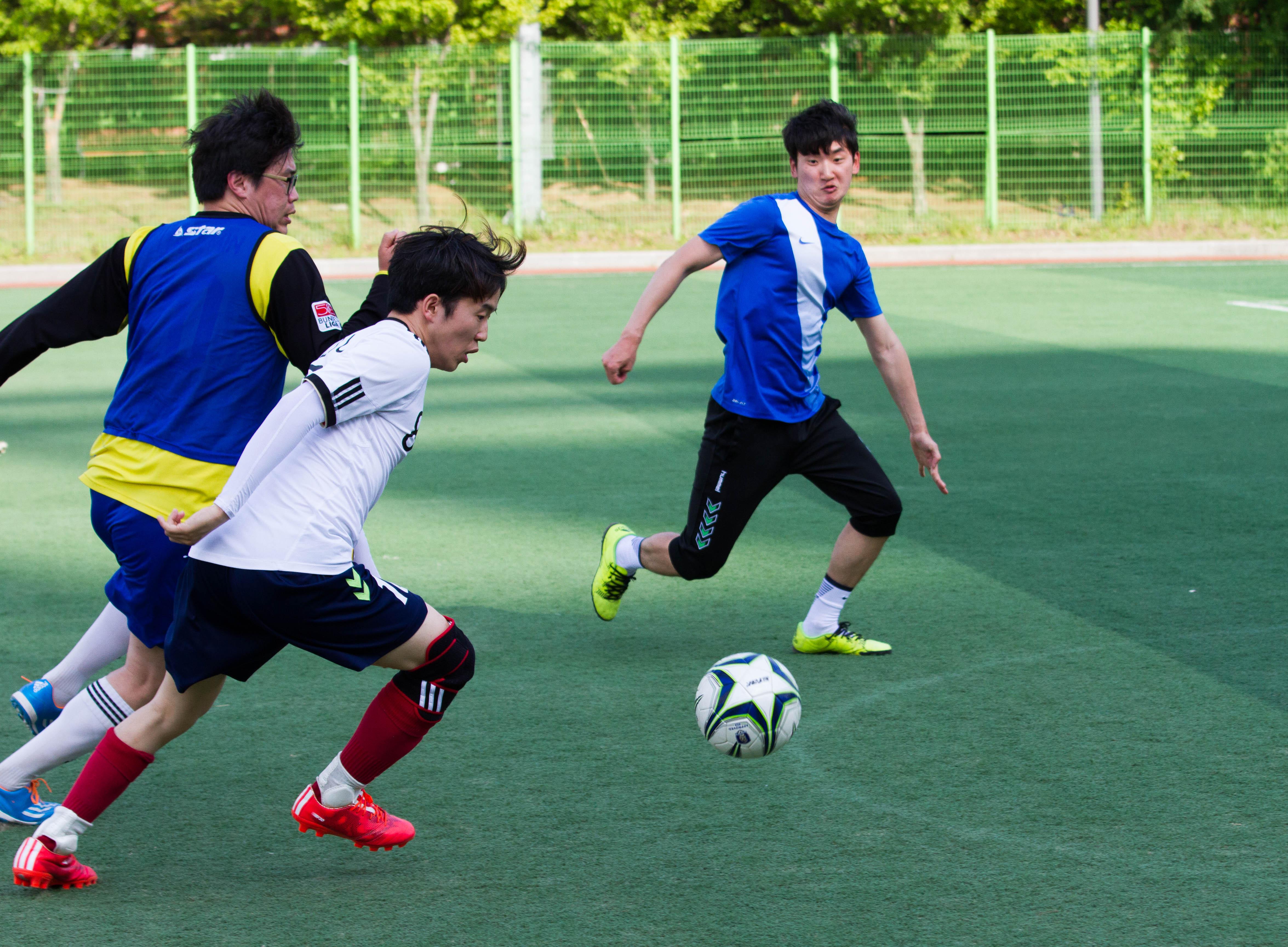May - Mi Jung Soccer