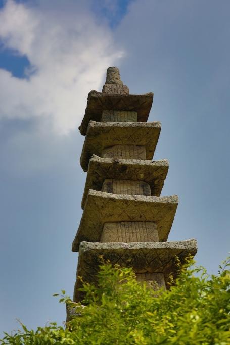 Stone Pagoda 071