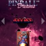 Pinball Dreams Title