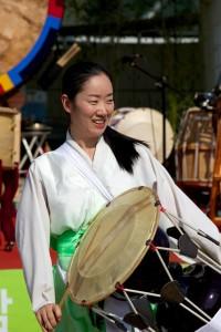 Korean Drummer 1 037