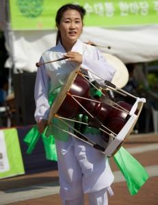 Korean Drummer 2 038