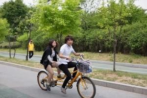 Yeouido - Bike Trail (1 of 1)