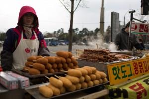 Corn Dog Vendor