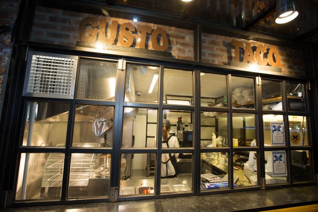 Gusto Taco in Hongdae
