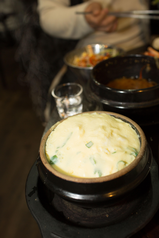 Korean Egg Soup