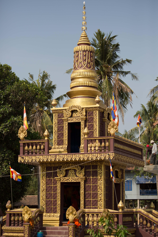 Bigger Burial Stupa-1