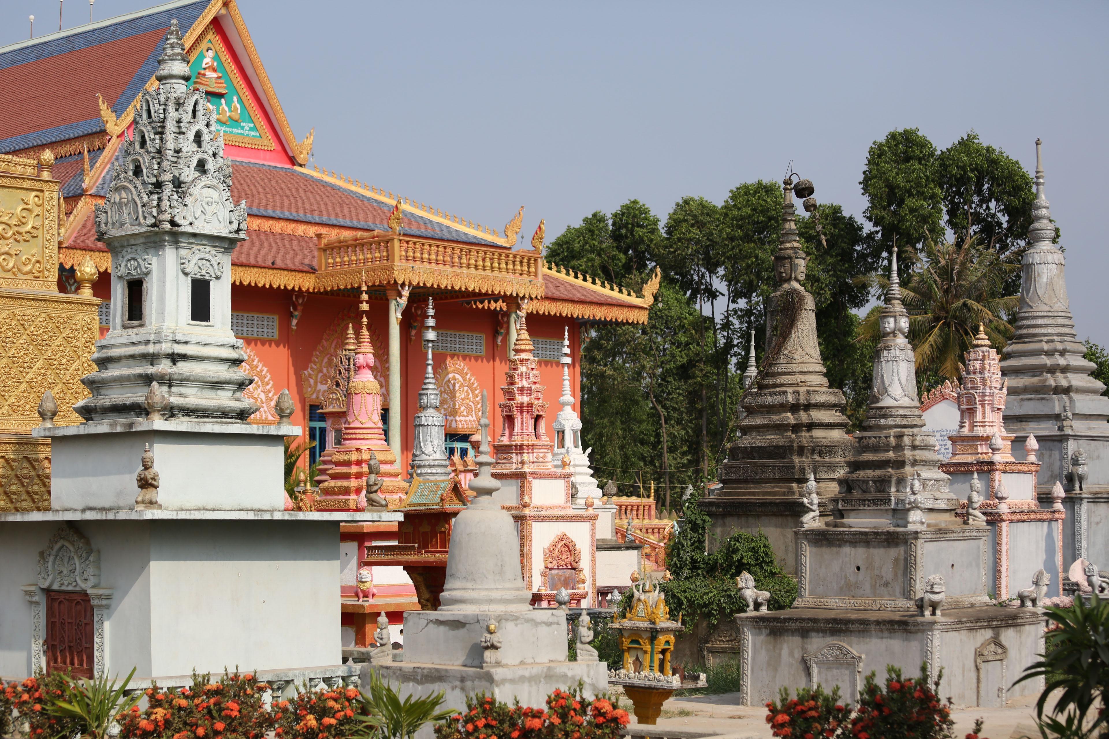 Burial Stupas-1