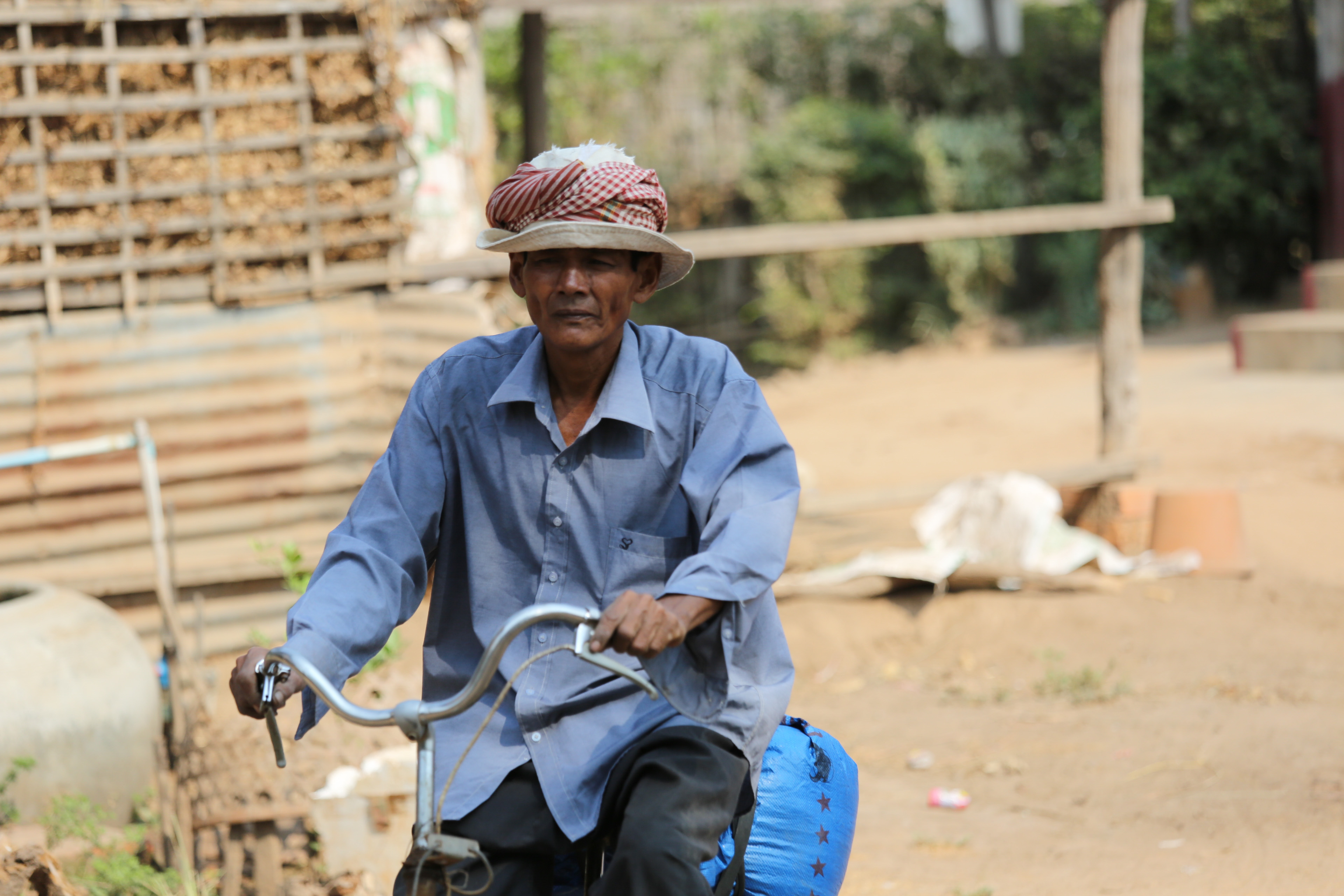Cambodian Man-1