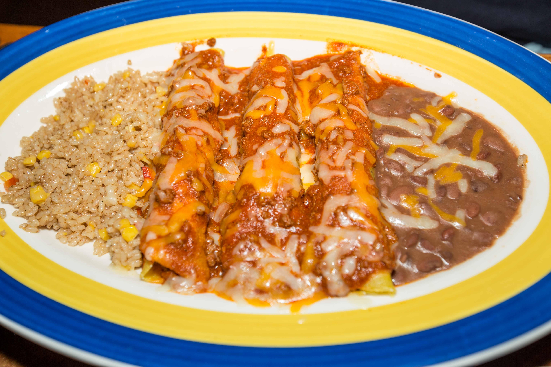 Beef Echiladas-1