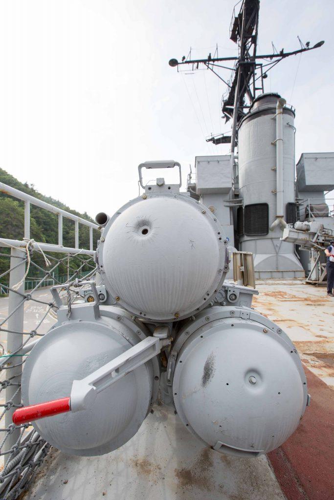 Torpedo launchers