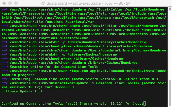 Wednesday Quickie - Installing Home Brew Repository